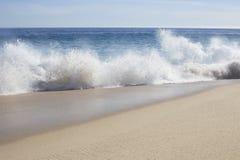 Beach wave Stock Photo