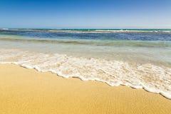Beach wave Royalty Free Stock Photo