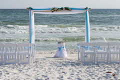 Beach Wedding Royalty Free Stock Image