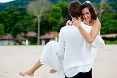 Beach Wedding stock photos