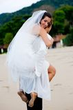 Beach Wedding Royalty Free Stock Photography