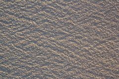 Beach white sand macro texture pattern caribbean Royalty Free Stock Images