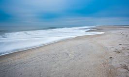 Beach at Winter Royalty Free Stock Photo