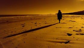beach woman young Стоковая Фотография RF