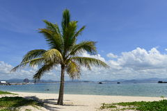 The Beach of Wuzhizhou Island in Sanya, Hainan, China Stock Photos