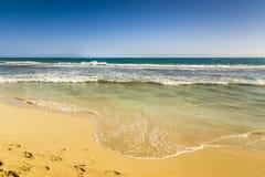 Beach at Yanchep Lagoon Stock Photography