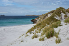 Beach at Yorke Bay Stock Images