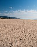 Beach of Zahara Royalty Free Stock Images
