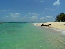 Beach Zanzibar Royalty Free Stock Photography