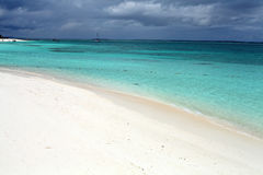 Beach in Zanzibar Stock Images
