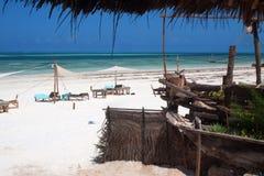 Zanzibar Beach Royalty Free Stock Photo