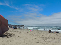Beach11 Stock Image