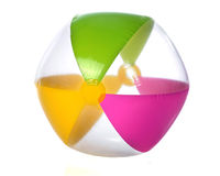 Beachball Royalty Free Stock Photography