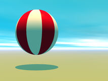 Beachball Royalty Free Stock Images
