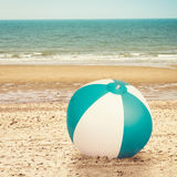 Beachball Royaltyfria Foton