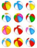 Beachball Illustration Stock