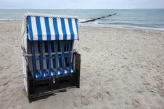 Beachchair Стоковое Изображение RF