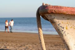 Beached stock photography