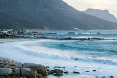 Beaches of Cape Town Stock Photography
