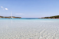 Beaches in Corsica Royalty Free Stock Images
