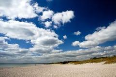 Beaches of Denmark Stock Photos