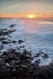 Beaches of Lanzarote Royalty Free Stock Image