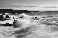 Beaches of Lanzarote Stock Photography