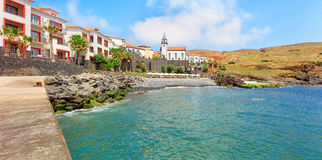 Beaches of Madeira Royalty Free Stock Images