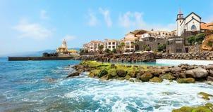Beaches of Madeira Royalty Free Stock Photo