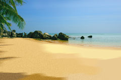 Beaches Of Phu Quoc Stock Photo