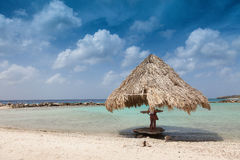 Beaches and Resorts of Curacao Stock Photos