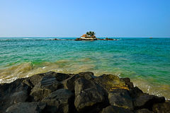 Beaches in Sri Lanka Royalty Free Stock Photo
