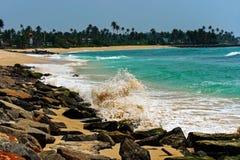 Beaches in Sri Lanka Stock Images