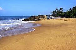 Beaches in Sri Lanka Stock Photo