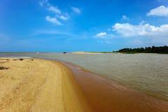 Beaches in Sri Lanka Stock Image