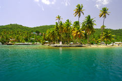 Beaches- St. Lucia-Pt. VII Royalty Free Stock Photography