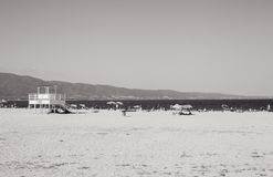 Beaches of Stavros Stock Photo