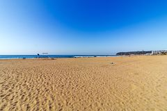 Beachfront stock foto's