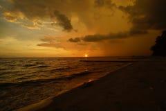 beachfront Royalty-vrije Stock Foto's