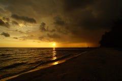 beachfront Royalty-vrije Stock Afbeelding