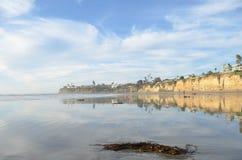 beachfront Diego SAN Στοκ φωτογραφία με δικαίωμα ελεύθερης χρήσης
