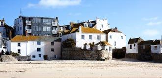beachfront egenskap arkivbild