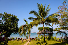 Beachfront Ko Yao Yai Royalty Free Stock Photos