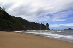 Beachfront. Stock Photo