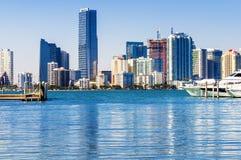 Beachh Майами южное, Florise, США Стоковая Фотография RF