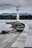 beachhead Στοκ φωτογραφία με δικαίωμα ελεύθερης χρήσης