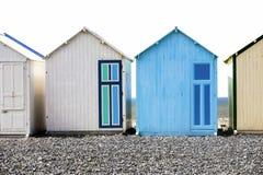Beachhouse Stock Afbeelding
