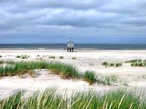 Beachhouse royalty free stock photography