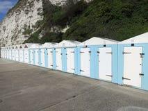 Beachhouses Royalty Free Stock Image