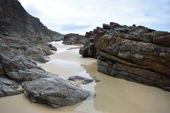 Beachriver Images libres de droits